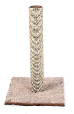 Cat 'N' Scratch Totem Cat Kitten Scratcher Scratching Post By Sharples & Grant