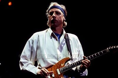 Mark Knopfler Dire Straits Photo 8x12 or 8x10 inch '80s Live Concert Pro Print 4