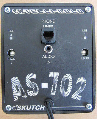 Skutch AS-702 Intelli-Hold Music On Hold Coupler