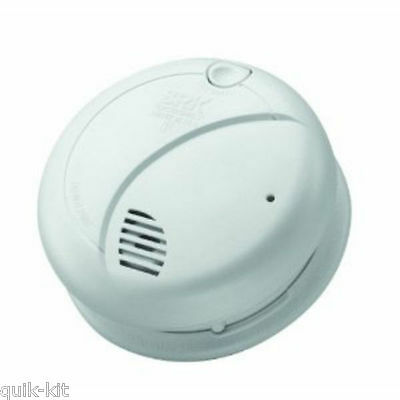 BRK 7010BE Optical / Photoelectic Smoke Alarm Mains / 9v Battery Back Up