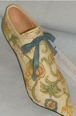 Just The Right Shoe - Brocade Court - Retired