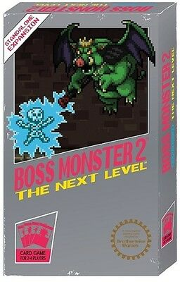 Boss Monster 2 - The Next Level Card Game (New)