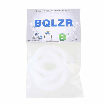 """5pcs 1.5"""" Silicon Gasket Fits 50.5mm OD Sanitary Tri Clamp Type Ferrule Flange"""