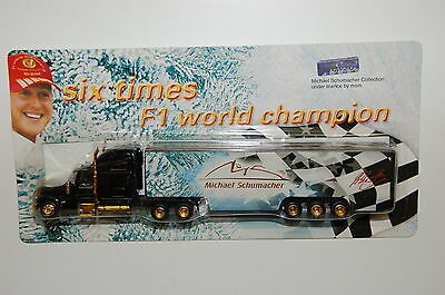 Werbetruck - Michael Schumacher Collection - F1 Wintertruck - 1:87 - 3