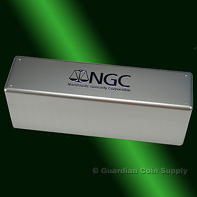 Official NGC Certified Coin Holder Storage Box