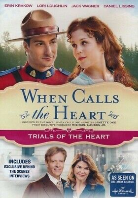 When Calls The Heart: Trials Of The Heart DVD