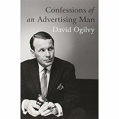 Confessions an Advertising Man Ogilvy Southbank Publishing PB / 9781904915379