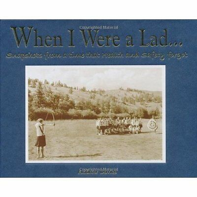 When I Were a Lad... Andrew Davies Humour Portico HB 9781907554001