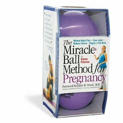Miracle Ball Method for Pregnancy Petrone Workman Publishing Kit 9780761160977