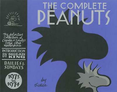 The Complete Peanuts, 1973 to 1974 by Charles M. Schulz (English) Hardcover Book