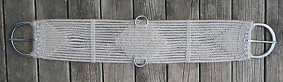 PURE MOHAIR WESTERN GIRTH/CINCHES-Aussie Made-SIMPLY THE BEST FOR YOUR HORSE
