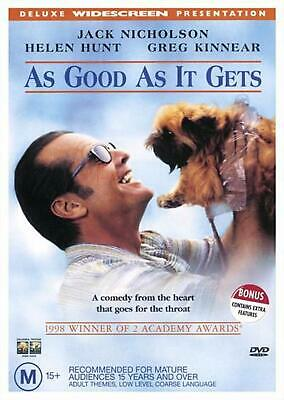 As Good As It Gets - DVD Region 4 Free Shipping!