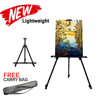 Display boards Tripod Easel Stand Drawing Art Artist Sketch Painting Adjustable