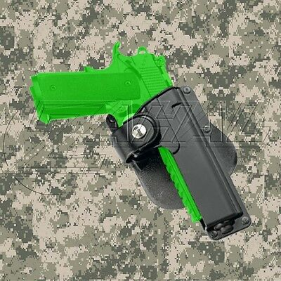 Fobus Tactical ROTO Holster for 1911 Style Pistols and Kimber 45 - EMC RT
