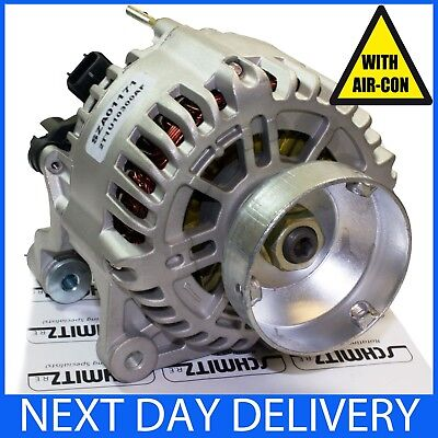 FITS FORD TRANSIT CONNECT 1.8 ALTERNATOR Di/TDCI 2002-2013 120AMP AIRCON