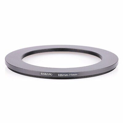 105mm -77mm Lens Stepping Step Down Filter Adapter Ring - 105 to 77 mm
