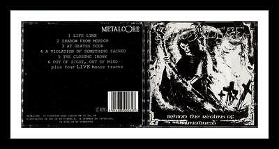 Sacrilege Behind The Realms Of Madness 1990 Metalcore Tiamat Epidemic Torture