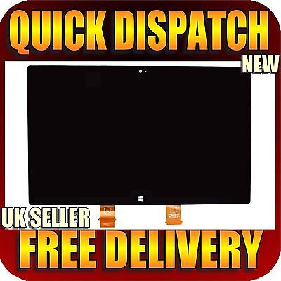 New Replacement Microsoft Surface Pro 2 Tab Touch Screen with LTL106HL01-001