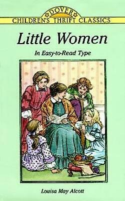 Little Women by Louisa May Alcott (English) Paperback Book Free Shipping!