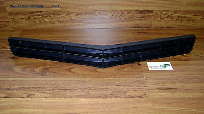 Camaro Grill 78-79 Lower Black RS Z28 Grille *In Stock*