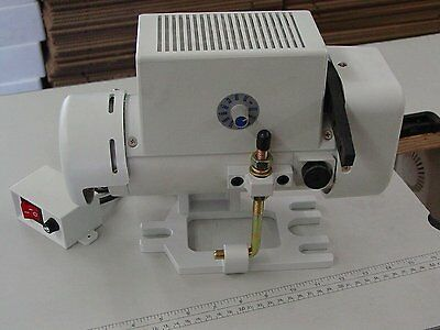 Variable Speed Industrial Sewing Servo Motor FESM-550s, 3/4 HP,
