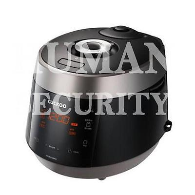 NEW CUCKOO Rice Cooker CRP-P1010FD Pressure 10 CUPS 220V
