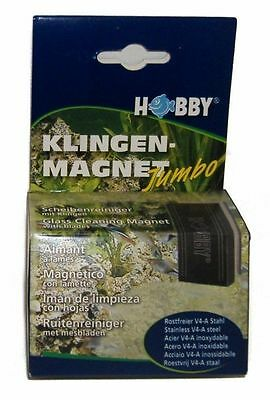 Algae Cleaning Magnet Jumbo With Fitted Blades