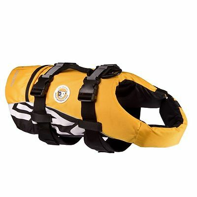Ezydog -Yellow Seadog Life Jacket / Floatation Aid For All Sizes Of Dog