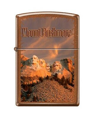 Zippo 21184 Mount Rushmore Washington Lincoln Jefferson Roosevelt Lighter