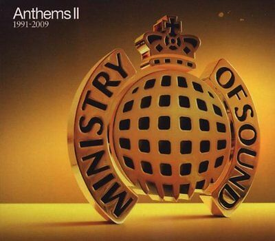 Ministry of Sound Anthems II (1991-2009) (3 X CD ' Various Artists)