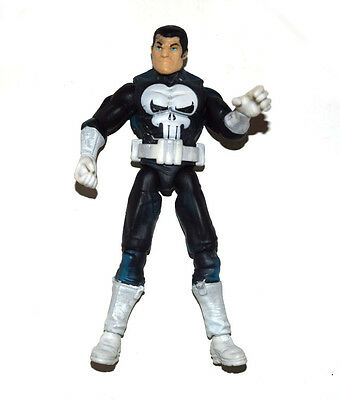 "Marvel Universe 3.75"" Fury Files Punisher Loose Action Figure"