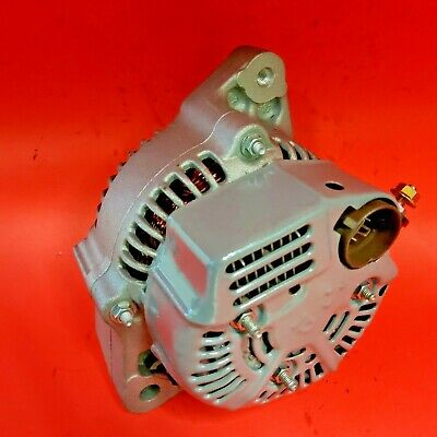 1986 to 1987 Toyota Corolla 1.6L 4Cly 4AGE Engine ONLY 60AMP Alternator