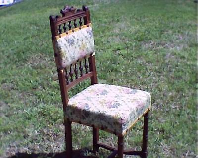 Antique French Dining Chairs (7)