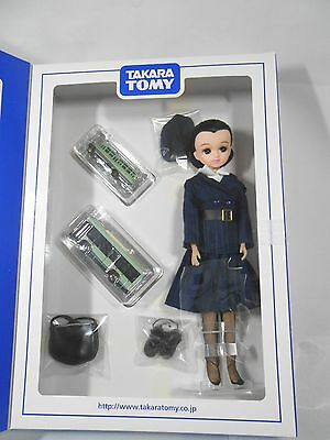 TAKARA TOMY 2014 Licca doll & Tomica Shareholder Stock Not For Sale Rare limited