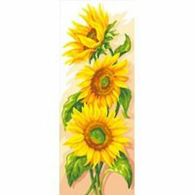 Canvas Sunflowers