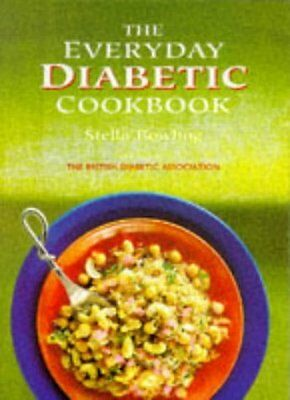 The Everyday Diabetic Cookbook by Stella Bowling (9781898697251)