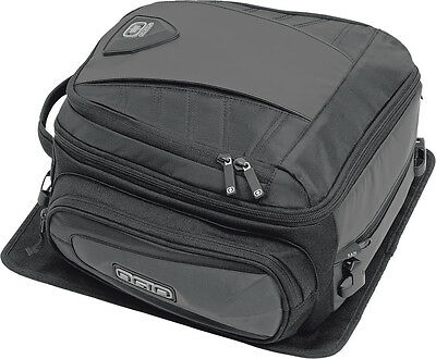 Ogio Motorcycle Touring Tail Bag Stealth Black
