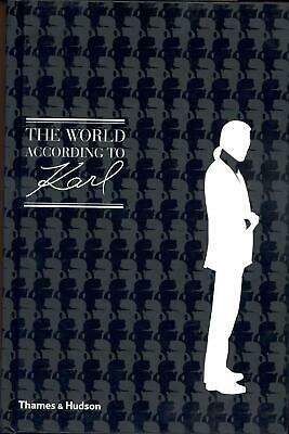 The World According to Karl: The Wit and Wisdom of Karl Lagerfeld by Jean-Christ