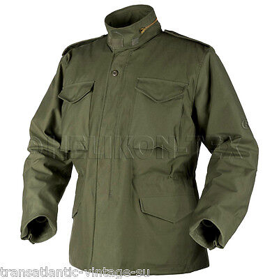Helikon Genuine M65 Field Jacket With Liner Us Forces Army Coat Winter Parka