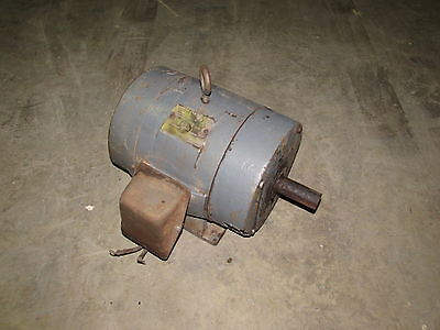 Ge/General Electric 5K215An9 Ac Motor 15Hp 3520Rpm 330/460V 50/60Hz 3Ph **Good**