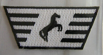 NORFOLK SOUTHERN Railroad PATCH The Thoroughbred