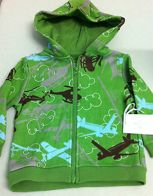 Baby Boys Little Treasure Hooded Jacket~~Bnwt~~Sizes 0 Or 1