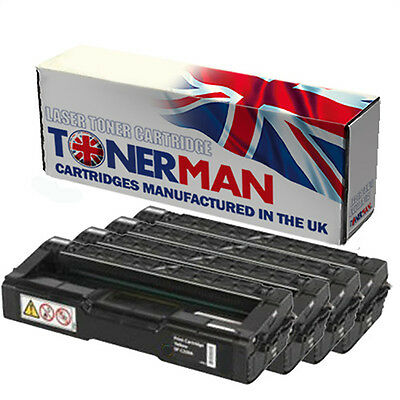 Re-Manufactured Toners for RICOH SP C250 / SP C252 Printers