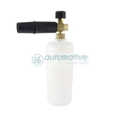 KRANZLE INDUSTRIAL Pressure Washer Jet Wash Snow Foam Lance - brass M22 RED V2