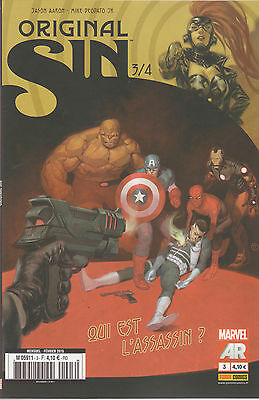 ORIGINAL SIN N° 3 Marvel France Panini COMICS