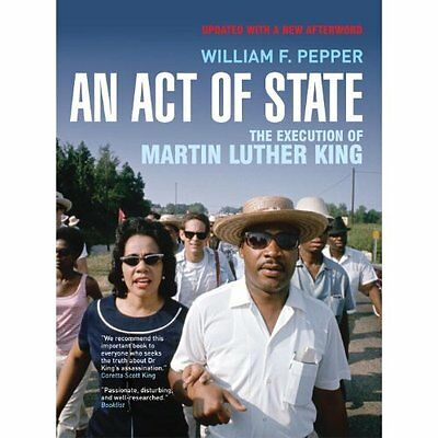 An Act of State Pepper Verso Books Paperback / softback 9781844672851