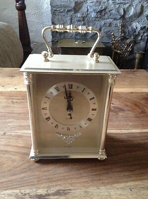 Quartz Carriage Clock