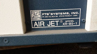 FTS Systems Air Jet Tempurature controller XR-85-1