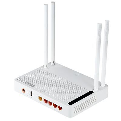 WIFI Wireless Internet Router 3x Speed Boost Tech Gigabit Dual-Band 2.4/5GHz