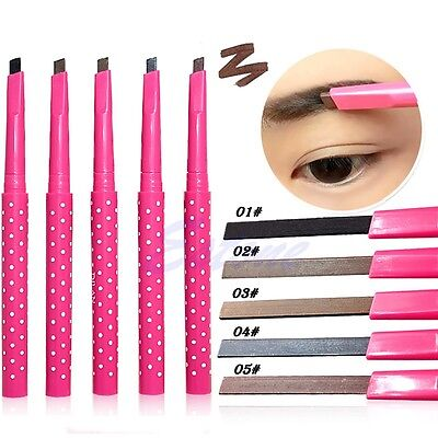 Imperméable Maquillage Crayon Sourcils Eye Brow Liner poudre outil Automaric